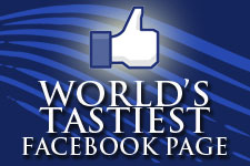 World's Tastiest Facebook Page